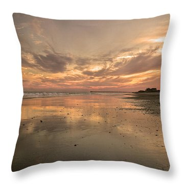 Memories Throw Pillow by Betsy Knapp