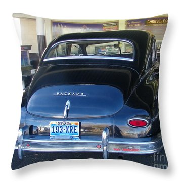 Throw Pillow featuring the photograph Memories by Bobbee Rickard