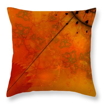 Memories Of Another Time I Throw Pillow