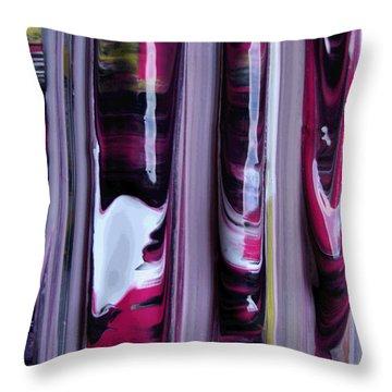 memories of the white spirit Acryl Throw Pillow by Sir Josef - Social Critic - ART