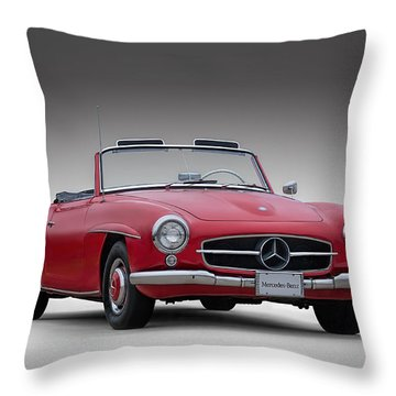 Mercedes benz 190 sl digital art by douglas pittman for Mercedes benz blanket