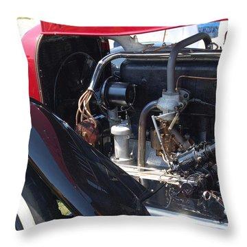 Mercer Power Throw Pillow