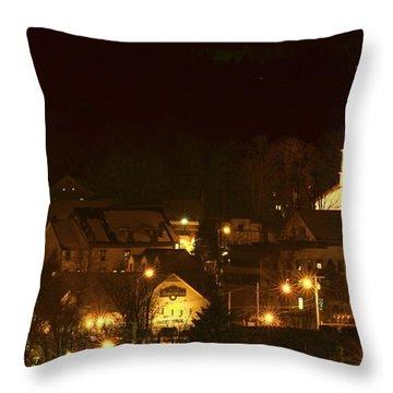 Meredith Village Throw Pillow