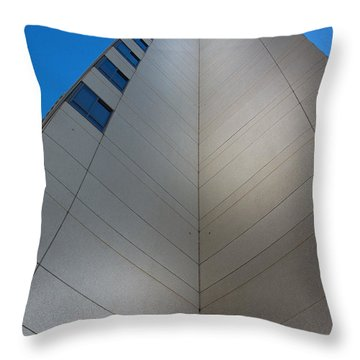 Meridian In The Marina District Throw Pillow