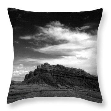 Mesa Sky Throw Pillow