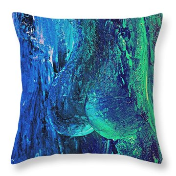 Mesmerized Nature 1 Throw Pillow