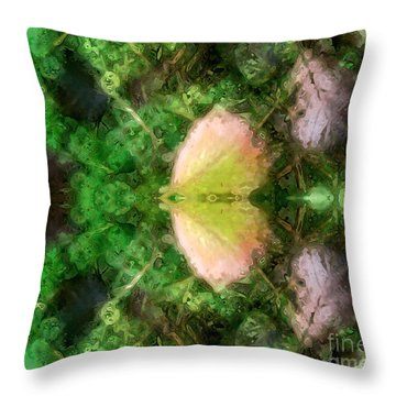 Metamorphosis 1  Throw Pillow