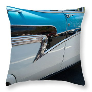 Meteor Throw Pillow
