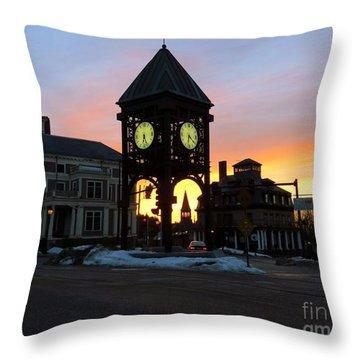 Methuen Square Throw Pillow