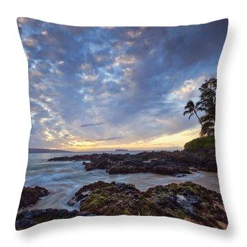 Mi Manchi Throw Pillow by James Roemmling