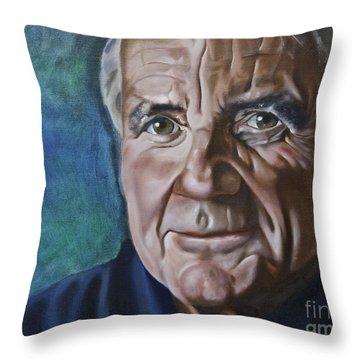 Michael Palin Throw Pillow