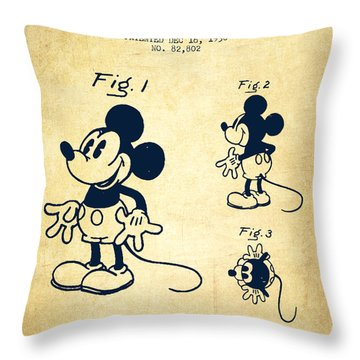 Exclusive Rights Throw Pillows