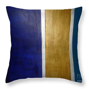 'midi' South Of France Throw Pillow