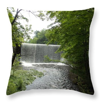 Mill River Throw Pillow