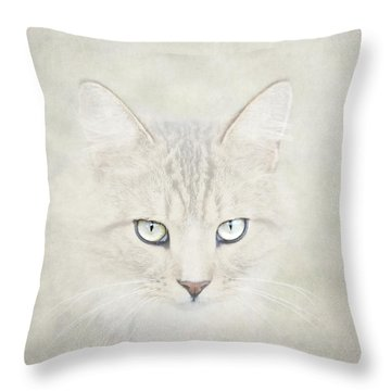 Mind Disarmed Throw Pillow