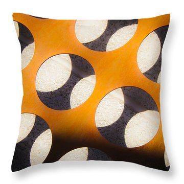 Mind - Hemispheres  Throw Pillow by Steven Milner