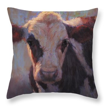 Minerva Throw Pillow by Susan Williamson