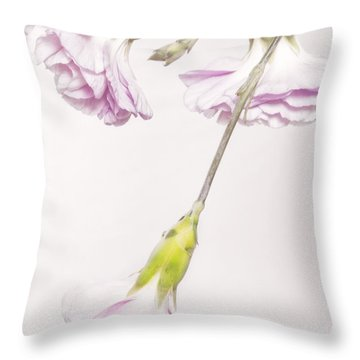 Mini Mum Throw Pillow
