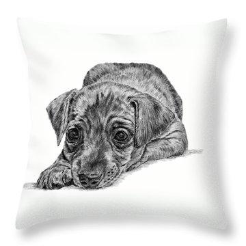 Mini Pin Throw Pillow