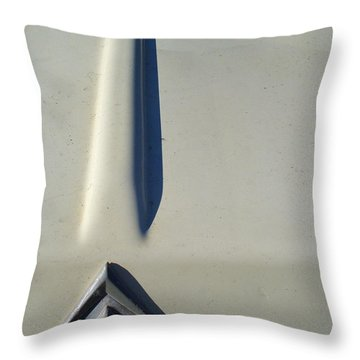 Minimal Throw Pillow by Mary Sullivan