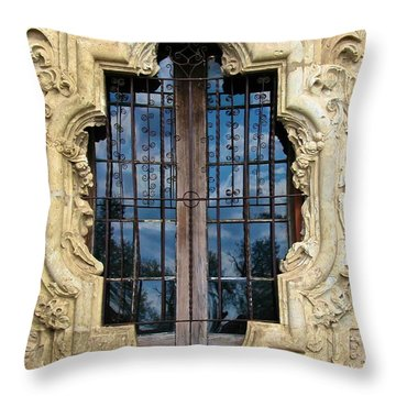 Mision San Jose 2 Throw Pillow