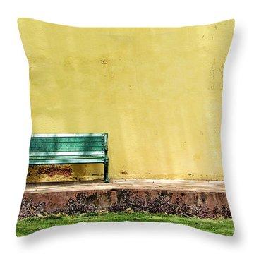 Misread Throw Pillow