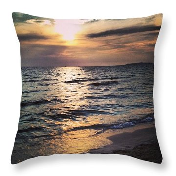 Gallipoli Throw Pillow