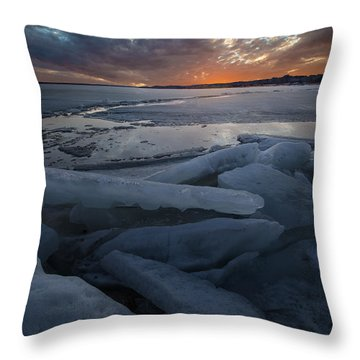 Lee Filters Throw Pillows