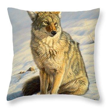 Yellowstone Throw Pillows
