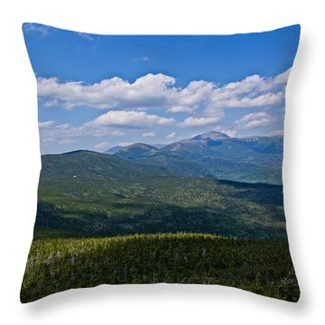 Mizpah Hut Throw Pillow