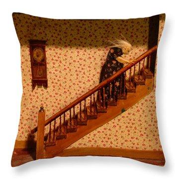 Mm003 Throw Pillow