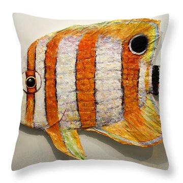 Mm006 Throw Pillow