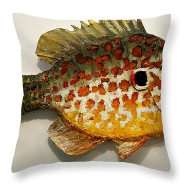 Mm008 Throw Pillow