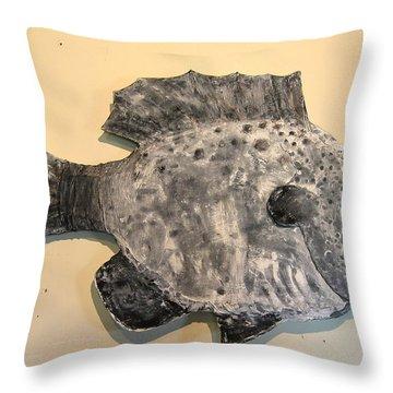 Mm009 Throw Pillow