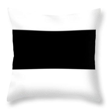 Moda 10 - Modern Art By Sharon Cummings Throw Pillow by Sharon Cummings