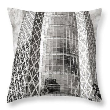 Mode Gakuen Cocoon Tower Throw Pillow
