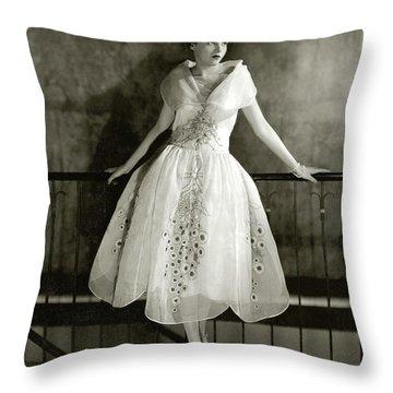 Full Skirt Throw Pillows