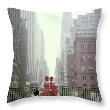 Daytime Throw Pillows