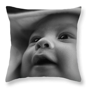 Momentous Throw Pillow