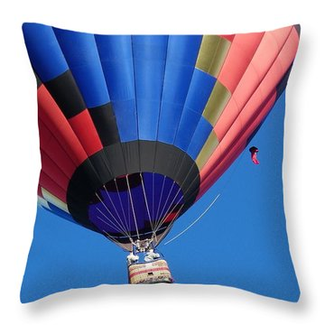 Moments Of Gold Throw Pillow