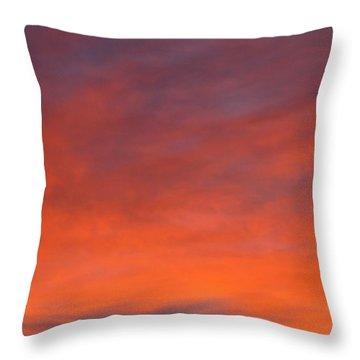 Monetian Throw Pillow