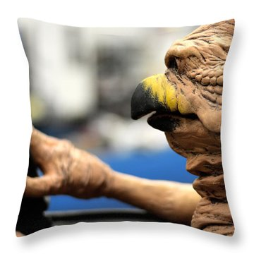 Salacious Crumbes Throw Pillow by Tommytechno Sweden