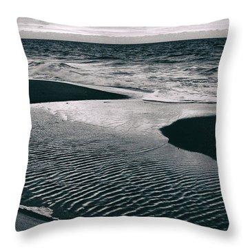 Montauk Patterns Throw Pillow