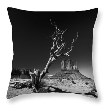 Wither Throw Pillows