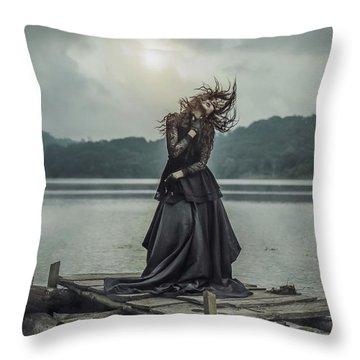 Goth Throw Pillows