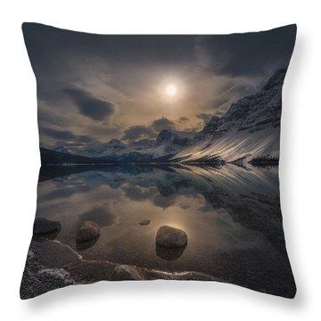 Banff National Park Throw Pillows