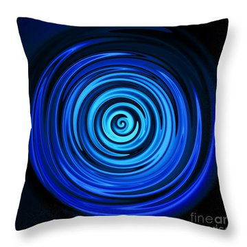 Moon Dance Throw Pillow