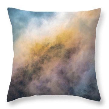 Sundog Throw Pillow