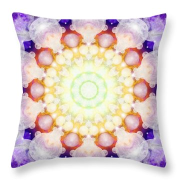 Moonstar Beta Throw Pillow