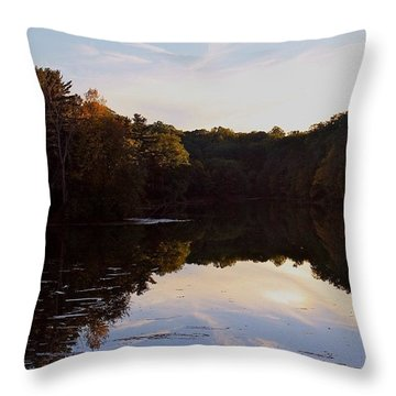 More Foliage Throw Pillow